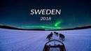 SWEDEN - LAPLAND 2018 - Kiruna Abisko - FULL HD - Dsrl and Drone Footage