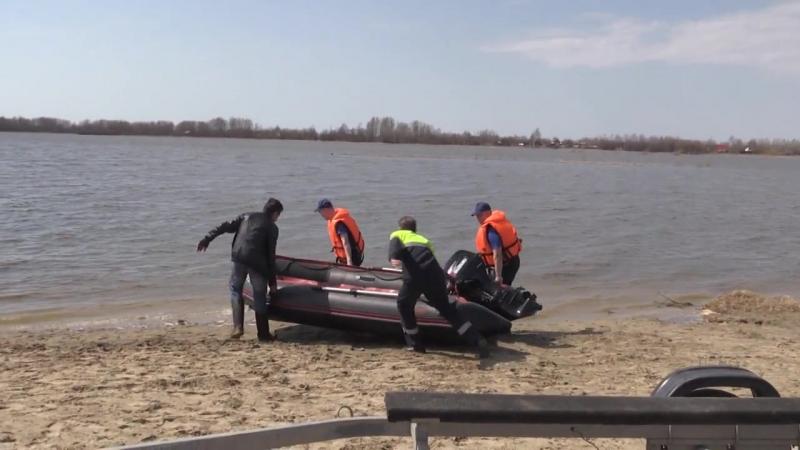Спасатели Лангепаса готовы к чрезвычайным ситуациям. 2018.06.09
