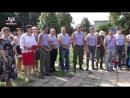 В ходе митинга в Дебальцево почтили память погибших афганцев и передали помощь их семьям