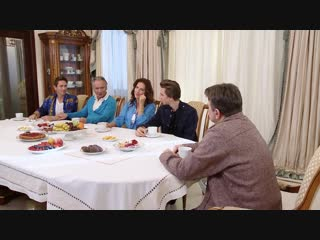 Семья Елены Север в программе Когда все дома - 3 февраля в 9:20 на России 1
