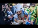 У день тезоіменитства Блаженніший Митрополит Онуфрій очолив Літургію у Києво-Печерській Лаврі
