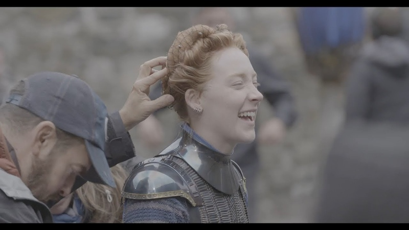 Mary Queen of Scots [B-Roll]