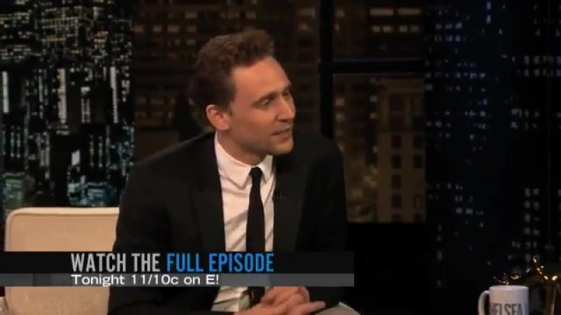 Том говорит Любовь побеждает ненависть. - TomHiddleston