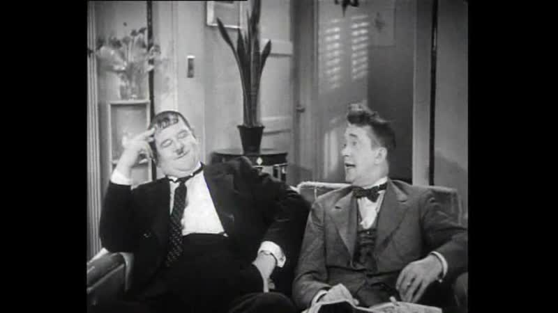 Laurel and Hardy - Thicker Than Water - 1935