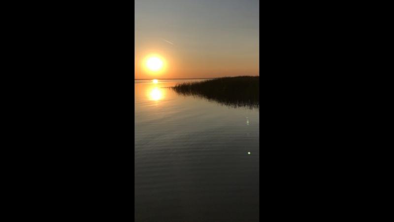 Плещеево озеро. Г. Переславль