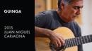 Igreja Da Penha Guinga plays 2015 Juan Miguel Carmona