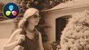 G Eazy Sober Sepia Color Grade In DaVinci Resolve - LBAL 007
