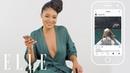 The Bold Type's Aisha Dee Insta-Stalks Her Co-Stars | Insta-Stalk | ELLE