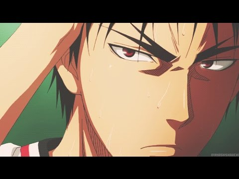 【 AMV 】 Kuroko No Basket - LAST ONE STANDING