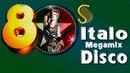 Best Old New Italo Disco Megamix - Golden oldies disco dance 80s - Greatest hits 80s Eurodisco