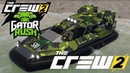 The Crew 2 Crocs Hovercraft Design (Customization) ....