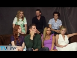 Riverdale Cast On Dream Bughead Proposal, Choni, Season 3, More _ Comic-Con 2018 _ TVLine