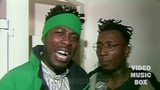 GZA and ODB of Wu Tang Clan freestyle on Video Music Box