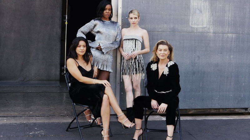 The Big Television Debate | Ellen Pompeo, Emma Roberts, Gina Rodriguez and Gabrielle Union
