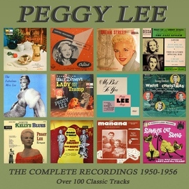 Peggy Lee альбом The Complete Recordings 1950-1956