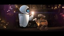 Wall-E (2008) - Wall-E and Eve Best Moments HD