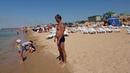 АНАПА. Погода. 9.08.2018 ТИНА (Камка) - обзор пляжей Витязево