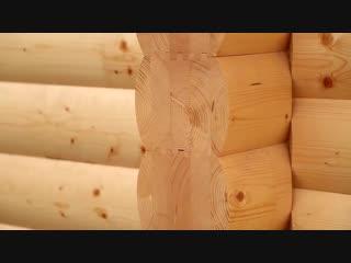 Отличная банька из клееного бруса из Оренбурга - Строим дом своими руками