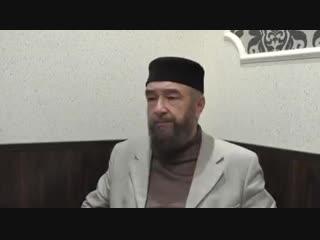 Нафиуллах хазрат о религиозных организациях.mp4