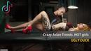 UGLY DUCK Crazy Asian Trends, HOT girls, TikTok, Dancing at Night