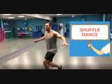 Урок №3 - Обучалка Шафл - Cutting Shapes - Happy Feet