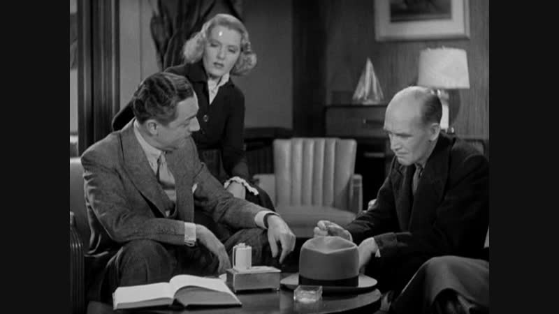 Бывшая миссис Брэдфорд / The Ex-Mrs. Bradford (1936)