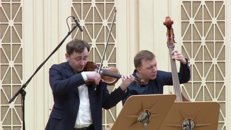 Astor Piazzolla Adios Nonino Remolino ensemble