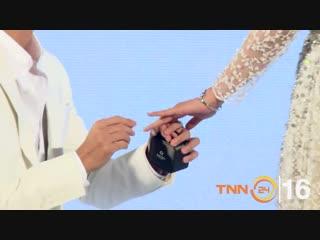 พุฒ พุฒิชัย คุกเข่าสวมแหวนแต่งงานให้ จุ๋ย วรัทยา กลางอีเว้นท์สุดหวาน
