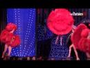 Dans la loge des danseuses du Moulin rouge Olga