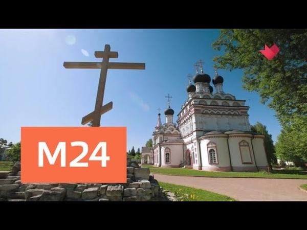 Вера, Надежда, Любовь: Свято-Троицкий Александро-Невского монастырь - Москва 24