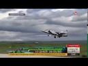 Летчики истребители МиГ 31 смешанного авиаполка морской авиации ТОФ отметили свой профессиональный п