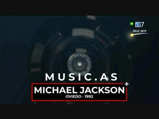 New Michael Jackson Dangerous Tour live at Oviedo September 1992 Black or White and Jam(With Slash)