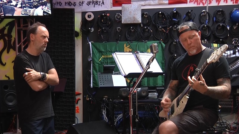 Metallica: Riff Charge (The Making of Hardwired)