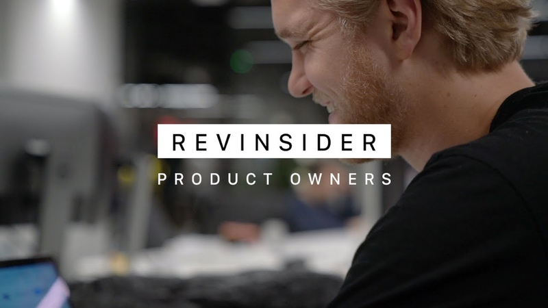 RevInsider - Product Owners