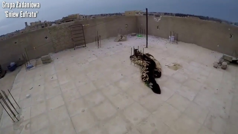 Syria GoPro Combat Footage | Heavy Urban Combat With ISIS In Tabqa