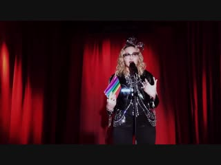 Madonna - can't help fallling in love & like a prayer (live @ the stonewall inn, 01.01.2019)