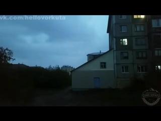 #ХэлоуВоркута | Гроза