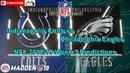 Indianapolis Colts vs Philadelphia Eagles | NFL 2018-19 Week 3 | Predictions Madden NFL 19