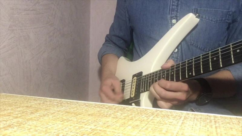 Guns N' Roses — Knockin' On Heavens Door first solo (full cover)