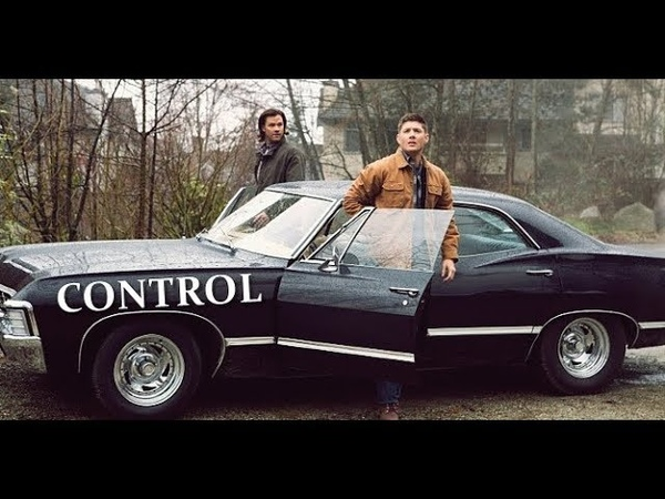 Supernatural || please stop you're scaring me