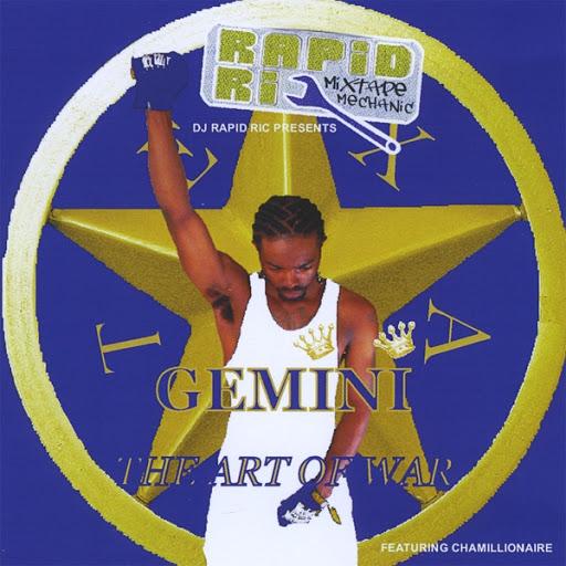 Gemini альбом The Art of War