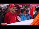 НЕТ! Повышению пенсионного возраста! Митинг в Иркутске