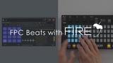 FL STUDIO FIRE FPC Beats with Akai Fire