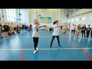 SUMMER GROOVE DANCE CAMP | VITALY NINJA | VOGUE
