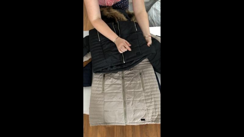 Сток Vero moda (31м) пальто