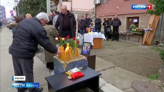 Вучич поддержал косовских сербов как мог