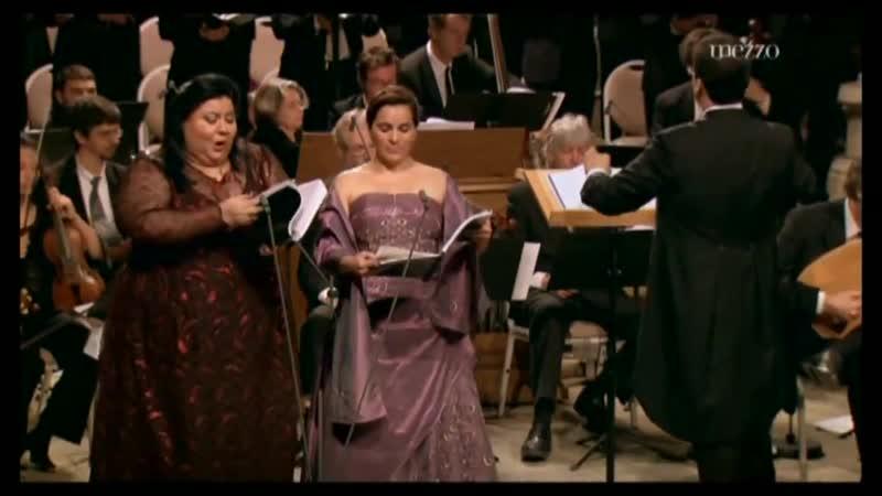 A. Vivaldi - Magnificat in G Minor, RV 610 - Les Agrémens Chœur de Chambre de Namur [Leonardo García Alarcón]
