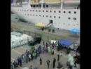 В нашу гавань заходили корабли, большие корабли из океана