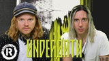 Underoath Interview Spencer &amp Aaron On 'Erase Me', Bring Me The Horizon &amp As It Is Collab