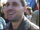 Любительские сьёмки Одесского рынка - Толчок и другие сьёмки Одессы . 1994-1995 годы